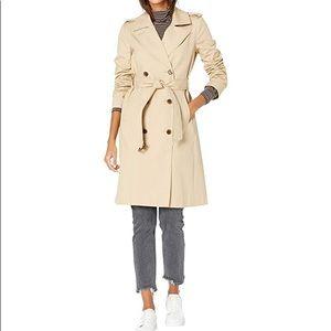 J Crew classic iconic trench coat